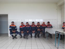 Мероприятия, посвященные дню охраны труда на предприятии ГКП «Семей Водоканал», прошедшие в апреле 2016 года.
